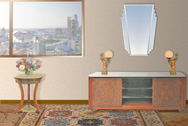 art deco furniture melbourne