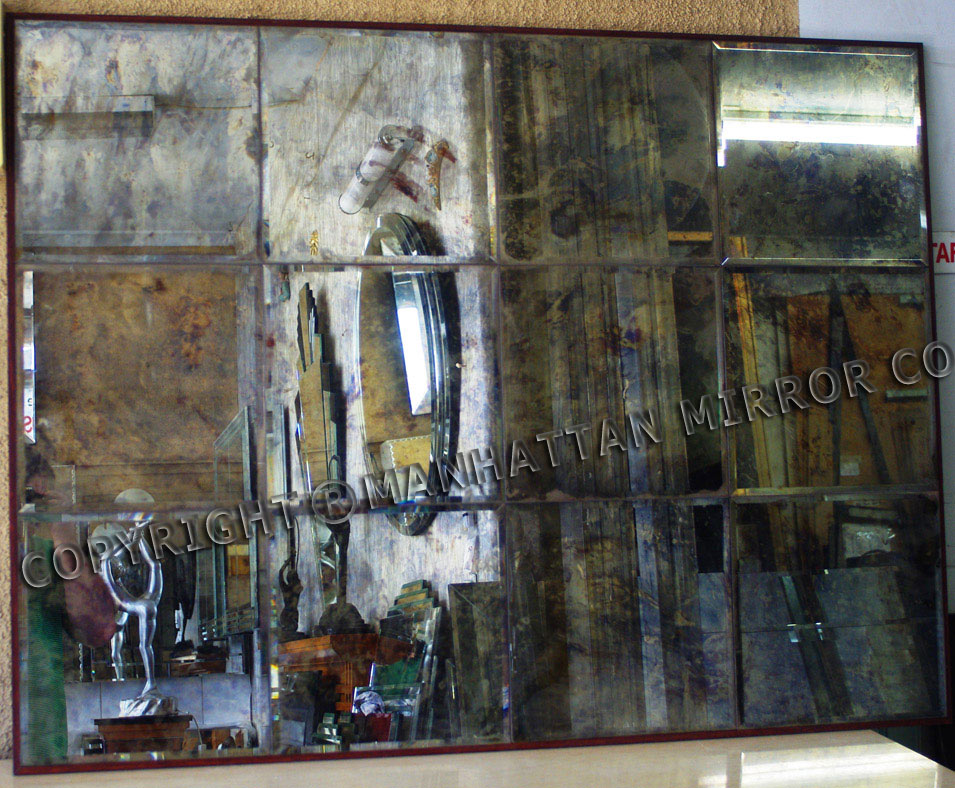 Distressed mirror tiles table tops Australian made : distressed1 from www.decomirrors.com size 955 x 788 jpeg 214kB