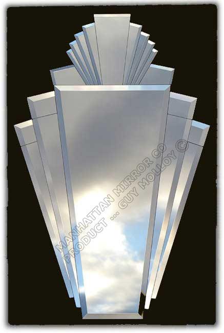 The Manhattan Mirror Co Manhattan High