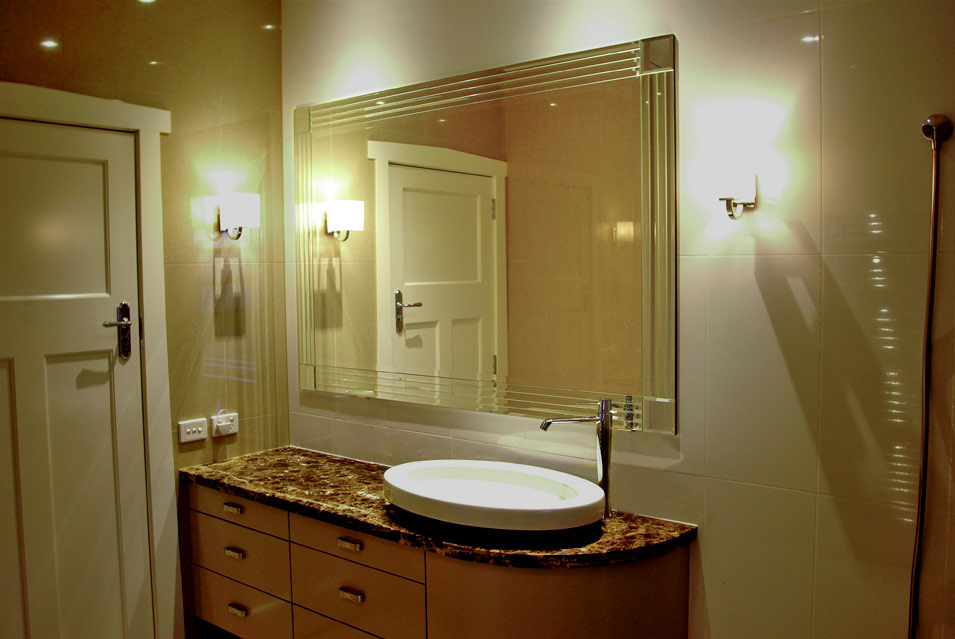 frameless wall mirrors art deco mirrors bathroom mirrors ForCustom Made Mirrors For Bathrooms